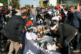 Nổ ở thủ đô Thổ Nhĩ Kỳ, 30 người chết