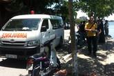 Hà Nội: Phát hiện nam thanh niên chết gục trong xế hộp