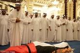 Đám tang hoàng tử đẹp trai qua đời tuổi 33: Những hình ảnh đầu tiên
