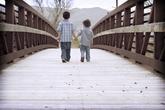 Bài học xúc động về tình anh em