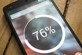 Những ứng dụng làm cạn pin smartphone Android
