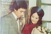 Ảnh cưới hiếm hoi thuở xưa của các diễn viên gạo cội
