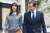 """Hé lộ bóng hồng là """"vũ khí bí mật"""" của Thủ tướng Anh David Cameron"""