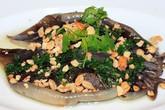 Cá lồi xối mỡ hành ở Phan Thiết