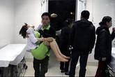 Hàng loạt người bỗng nhiên ngất xỉu trong siêu thị Big C Hà Nội