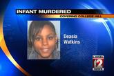 Mắc bệnh tâm thần, mẹ giết con 3 tháng tuổi