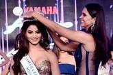 Nhan sắc gợi cảm của tân Hoa hậu Hoàn vũ Ấn Độ
