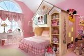 15 mẫu giường tuyệt đẹp cho bé gái