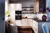 Làm đẹp nhà bếp có diện tích 'khiêm tốn'