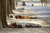 Xót xa những cái chết vì nắng nóng, tang thương không biết kêu ai
