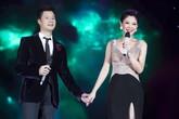 Thanh Thảo lạc giọng khi hát cùng Quang Dũng