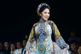 NSƯT Kim Xuân bất ngờ được mời làm... người mẫu