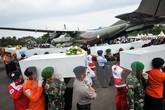 Vụ máy bay QZ8501 ngày thứ 9: Đã vớt được 37 thi thể