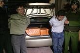 Sáng 29 Tết, bắt hai đối tượng vận chuyển 200 bánh heroin