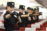 Hình ảnh cực ấn tượng của các nữ tiếp viên hàng không