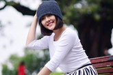 Vân Trang xinh đẹp khi du ngoạn Australia
