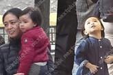 Con gái Lưu Đức Hoa lần đầu xuất hiện trước ống kính