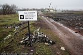 Những tàn tích gây ám ảnh của nạn nhân máy bay MH17