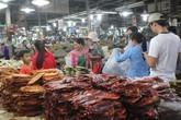 Chợ đầu mối hải sản khô rẻ nhất Sài Gòn