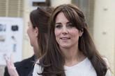 Công nương Kate xuất hiện quyến rũ với kiểu tóc mới