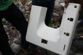 Phát hiện mảnh vỡ nghi là cửa sổ máy bay MH370