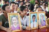 Kẻ phóng hỏa giết cả nhà bé gái lĩnh án tử hình