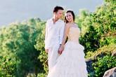 MC Huyền Ny khoe ảnh cưới 10 năm trước