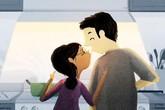 Bộ tranh về cuộc sống vợ chồng khiến nhiều người ngưỡng mộ