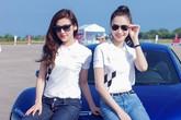 Dàn mỹ nhân Việt khoe sắc ở Phú Quốc