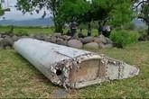 Ảnh cận cảnh mảnh vỡ được nghi là của MH370 mất tích