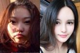 Quá trình lột xác thành mỹ nhân của bạn gái 'Lương Sơn Bá'