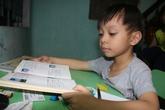 Lên 4 tuổi đã thạo con số, biết đọc tiếng Anh