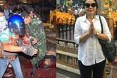 """Cô gái Việt """"hú vía"""" vì mẹ mình có mặt ở đền Erawan chỉ 1 tiếng trước vụ nổ bom"""