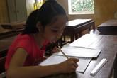 Cảm phục bé gái 11 tuổi là trụ cột trong nhà
