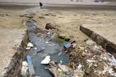 Bến Thốc - Đồ Sơn - Hải Phòng: Khách tắm nước thải từ nhà hàng, quán nhậu