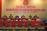 Nghệ An đón nhận Huân chương lao động độc lập