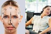 Sự thay đổi của cơ thể tại từng mốc thời gian trong ngày