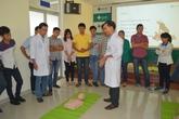 Dạy sơ cấp cứu miễn phí cho hướng dẫn viên du lịch ở Đà Nẵng
