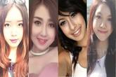 Nhan sắc thật của chị em gái các hoa hậu đẹp nhất Việt Nam