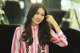 """Mix áo sơ mi cực """"chất"""" như siêu mẫu Thanh Hằng"""