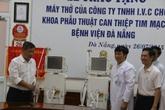Bệnh viện Đa khoa Đà Nẵng tiếp nhận 2 máy thở GE hiện đại