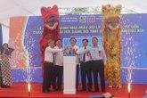 Bắc Ninh: Đưa vào hoạt động nhà máy xử lý nước thải công nghệ tiên tiến