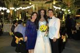 4 điểm độc đáo trong đám cưới Bebe Phạm và Dustin Nguyễn