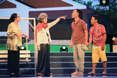 Bênh vực Ốc Thanh Vân, Thu Trang thẳng tay tát chồng