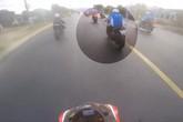 Thành tựu đáng nể của tay lái mô tô tử nạn khi hộ tống đoàn đua nữ