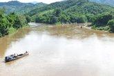 Nóng 40 độ, 2 học sinh chết thảm khi tắm ở sông Lam