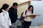 Huyện An Dương đã tiếp nhận những hồ sơ thi tuyển công chức còn lại