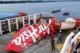 Tìm thấy thi thể thứ 100 thảm kịch máy bay QZ8501