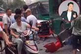 """Nam ca sĩ """" Gangnam Style"""" lái xế siêu sang đâm xe bus ở Trung Quốc"""