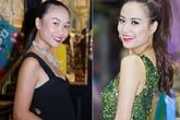 Sao Việt kém duyên vì lỗi makeup mặt trắng, cổ đen